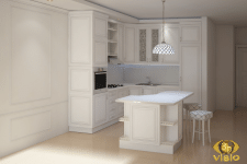 3D-визуализация кухни, заказать